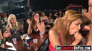 44 Hot sluts caught fucking at club 115