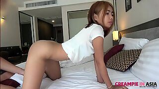 Thai creampie poon with Japan jelly