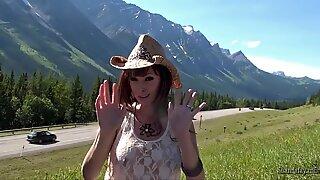 MILF Takes Hitchhiker's Cock - Shanda Fay