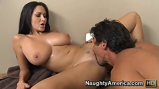 naughty america ava addams rough fucking in the pool with her tattoos