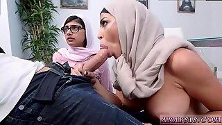 Arab wife sucking dick