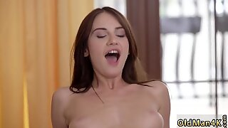 Real old granny Passionate fuck-a-thon for her fiancee - Lana Ray