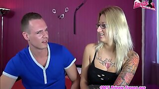 Languages like german Serious College student teenager Serious new adult movie in her own lifestyle