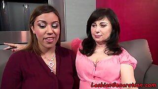 Lesbian granny pussylicking wonderful teen
