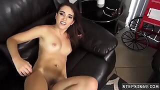 French teen booty Sucking Stepbros Banana - Brooke Haze