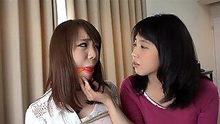chinese lesbian bondage
