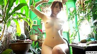 Japanese perfect body Mayuki Itou invisible waist