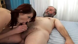 Extremely hot mature sexing hard